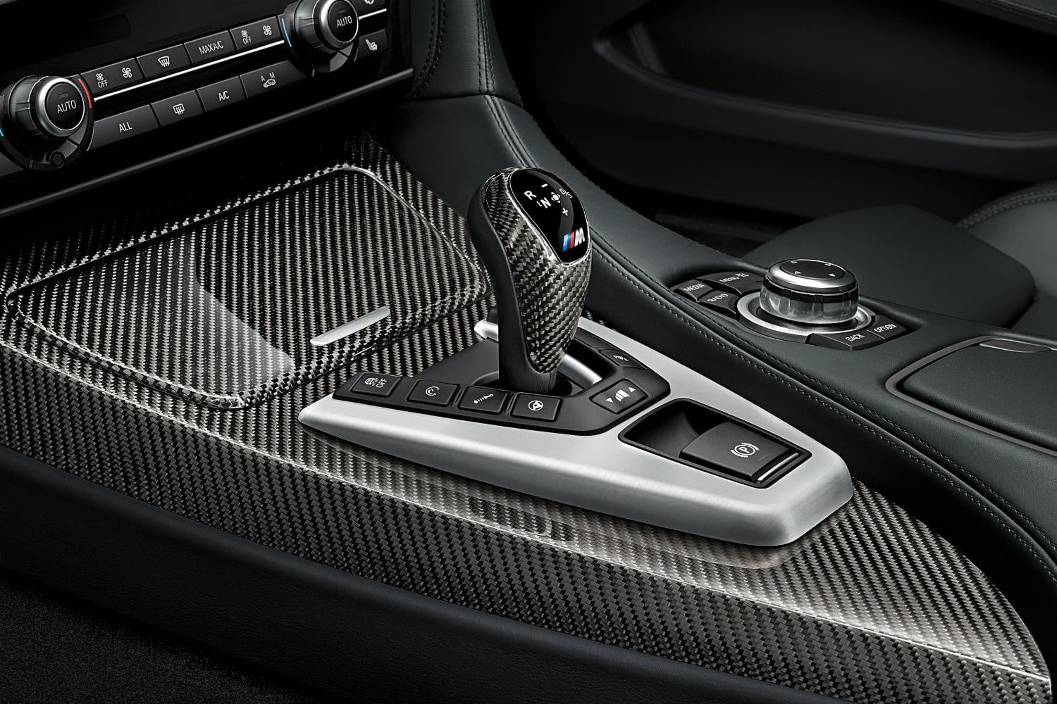 No word on how much this carbon fiber trim will cost, but given that it comes from BMW, it won't be cheap,