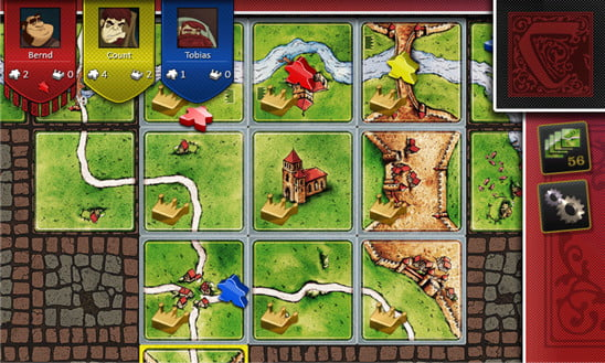 Carcassonne-screenshot