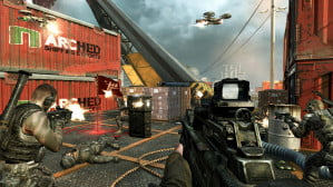 Call of Duty Black Ops 2 -- Cargo map