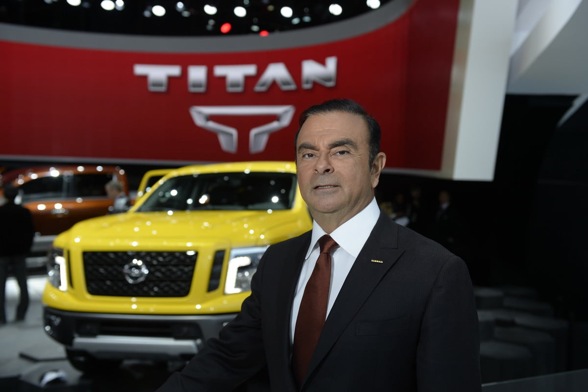 carlos ghosn to step down as nissan ceo