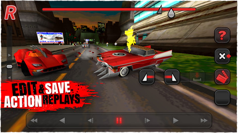 carmageddon ipod touch game app store