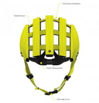 Carrera foldable helmet blueprint
