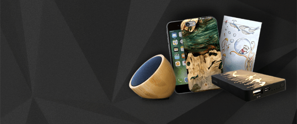 The wood makes it good: Enter to win an iPhone 7 with accessories from Carved