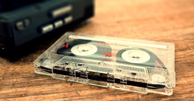 casette tape