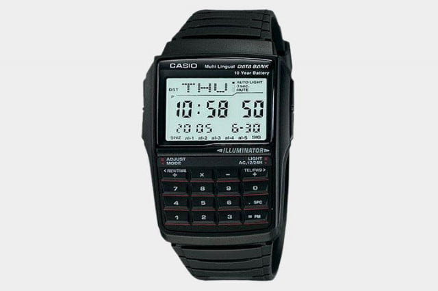casio smartwatch early next year dbc  a data bank watch
