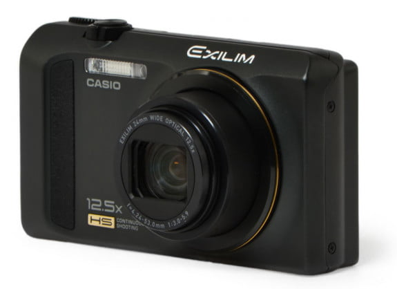 Casio-Exilim-EX-ZR100-front-angle