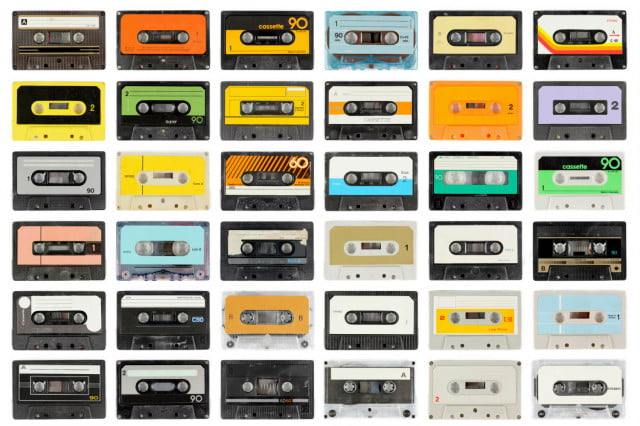 national audio company  million tapes cassette