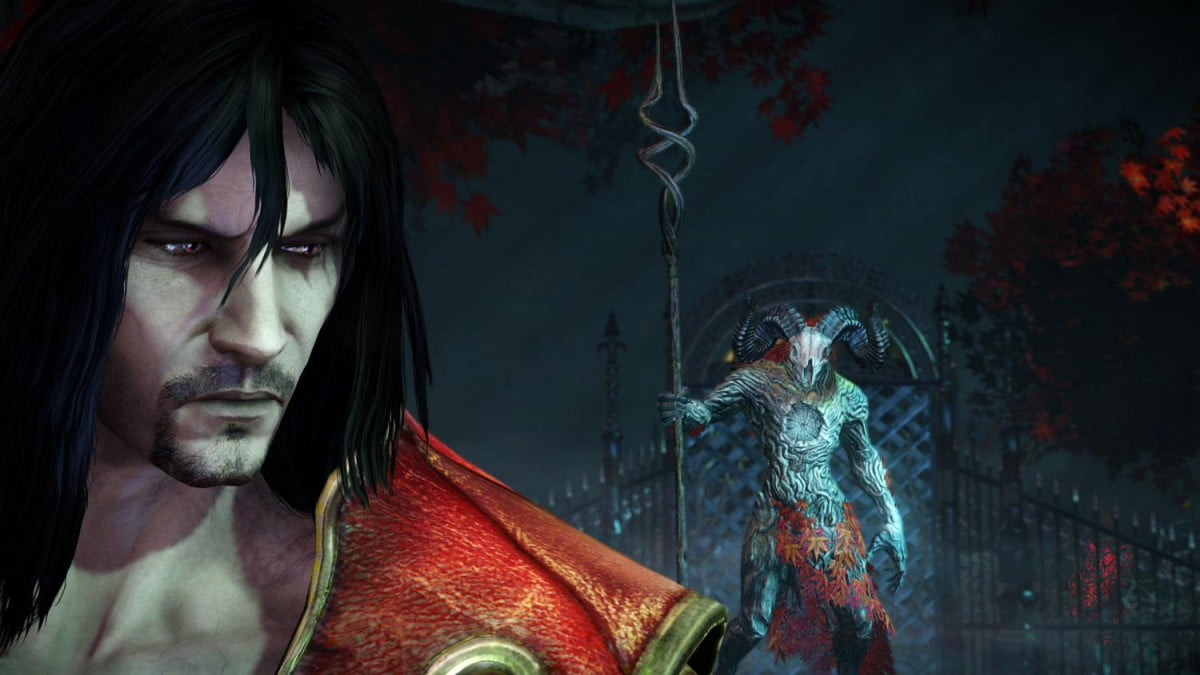 castlevania lords shadow  guide of screenshot