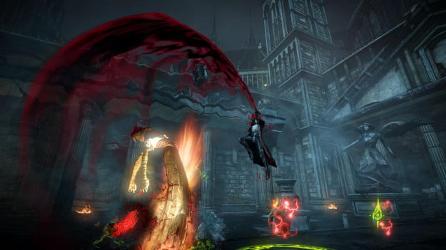 Castlevania Lords of Shadow 2 screenshot 4
