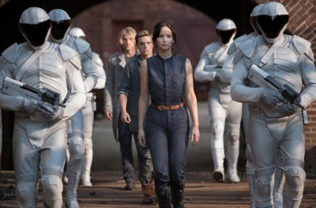 Catching Fire Photo