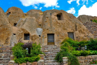 Cave House Iran