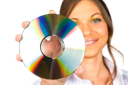 CD DVD Repair
