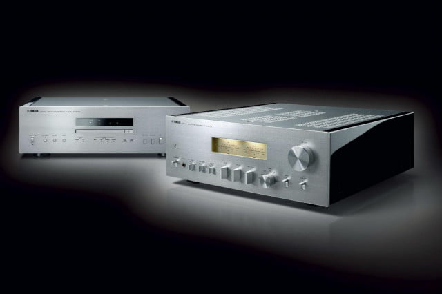 yamaha unveils stylish new audiophile amplifier cd player s  a image edit