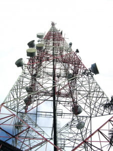 cell phone tower mobile carriers shutterstock