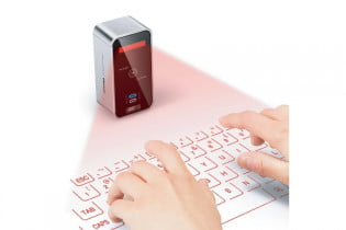 Cellulon Magic Cube Laser Projection Keyboard