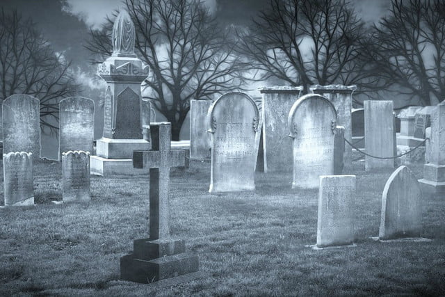 new suffolk app is facebook for dead people cemetery