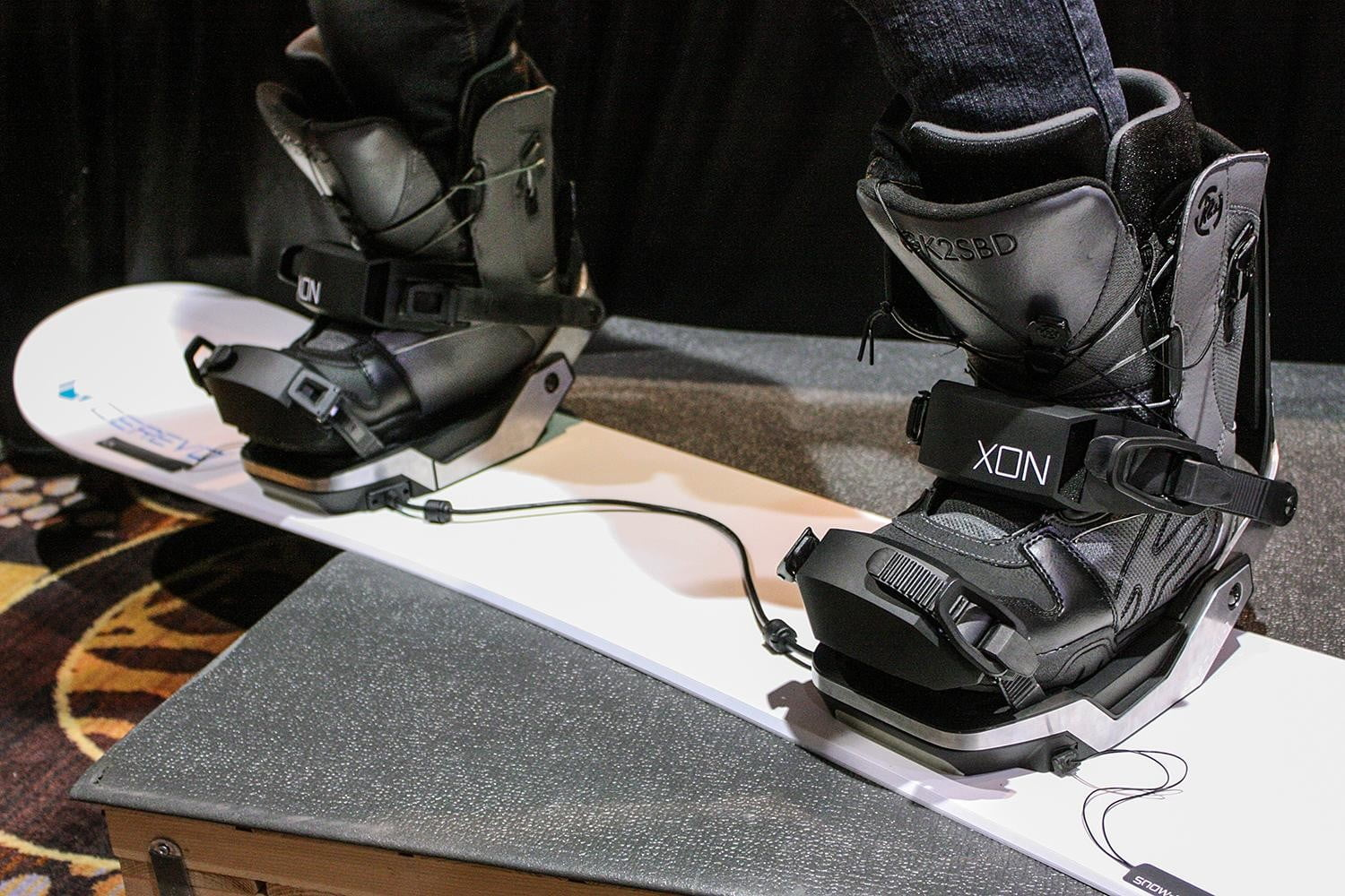 Cerevo xon 1 smat bindings ces 2015