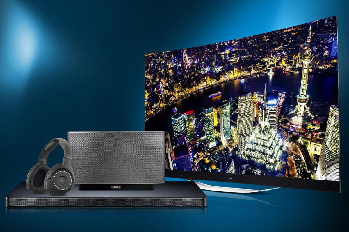 expect ces  home theater preview