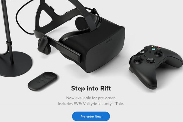 everything you need to know about the oculus rift pre order ces