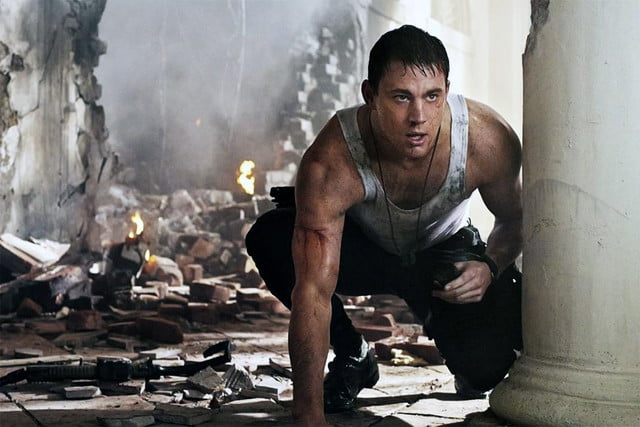 gambit channing tatum white house down