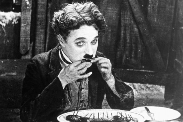 universal pictures silent film restoration charlie chaplin movie black and white