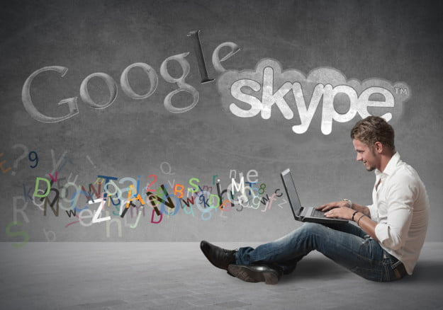 Chat wars will Microsofts Skype or Google Talk prevail