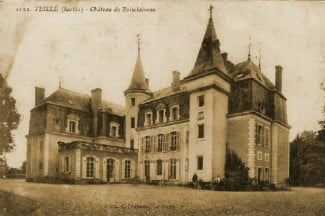 Chateau House Residence