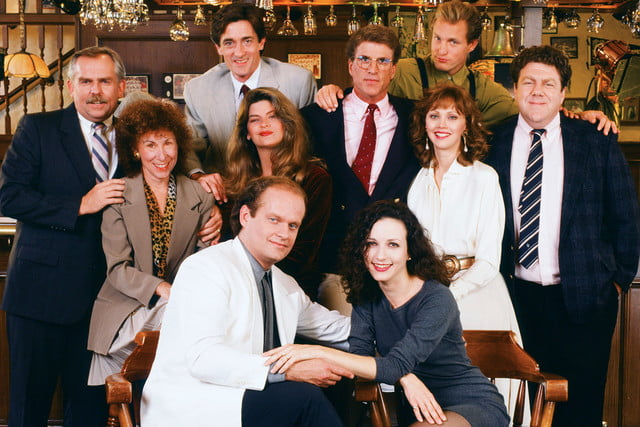 best spinoff television series cheers finale