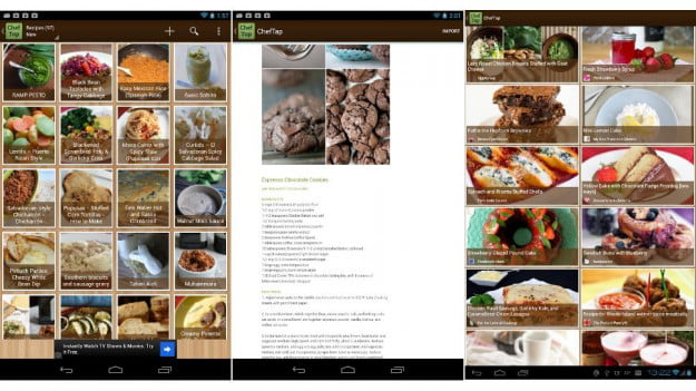 ChefTap-Android-apps-screenshot