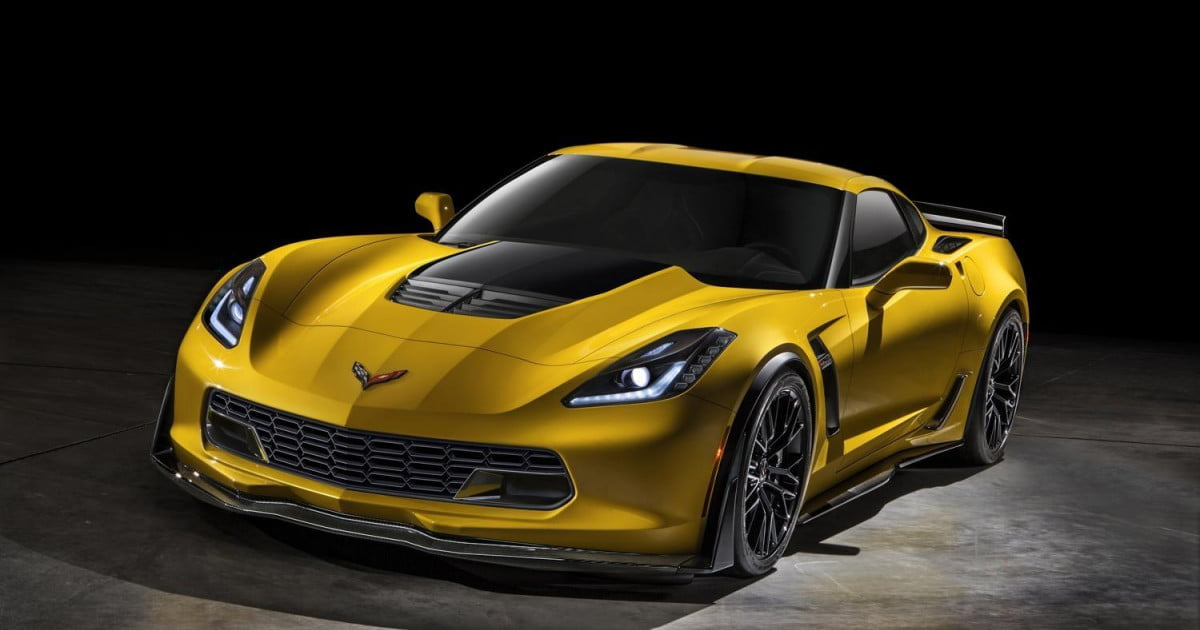 2017 corvette zr1 to go mid engined digital trends. Black Bedroom Furniture Sets. Home Design Ideas