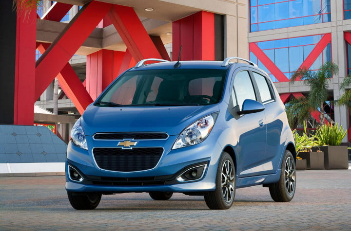 just plug in that ev anywhere wrong vendor battles could shaft drivers chevrolet spark