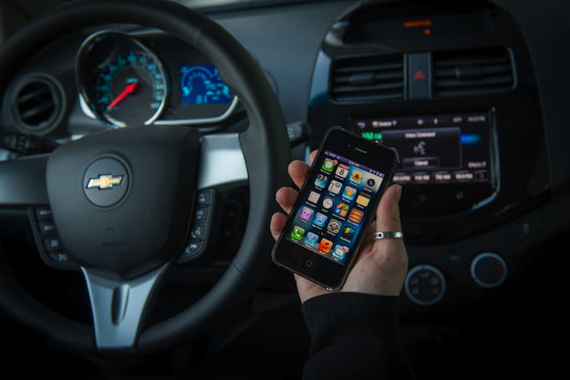 Chevrolet MyLink with Siri Eyes Free