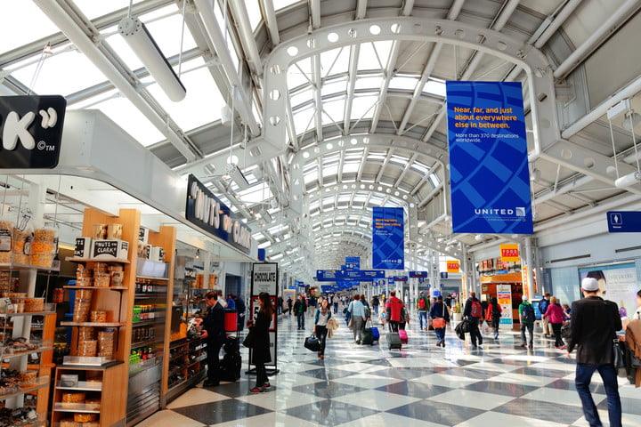 Most Popular Restaurants At U S Airports Digital Trends