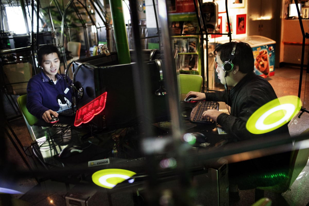chinese gaming increases  percent earns billion china
