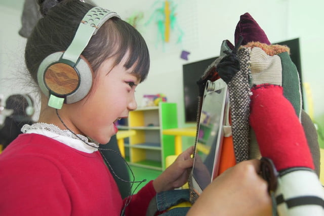 emotion sniffing learning apps china
