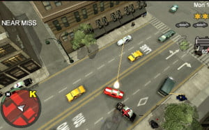 Grand Theft Auto chinatownwars_psp_hotpursuit screenshot