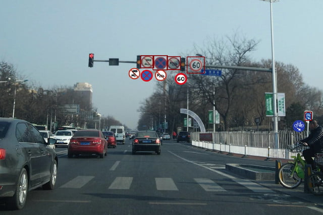 mapillary road signs chinese
