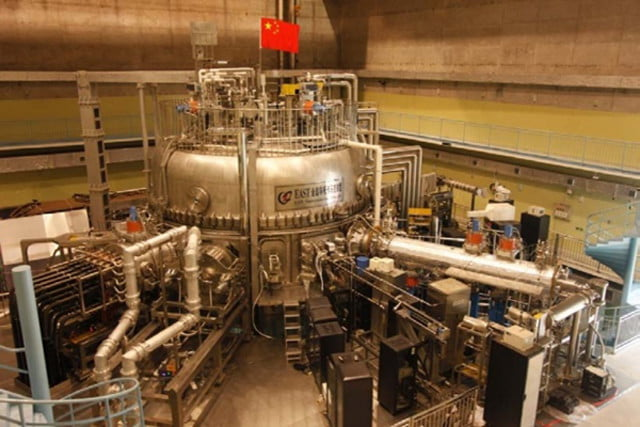 chinese fusion test achieves  million degrees chinesefusion