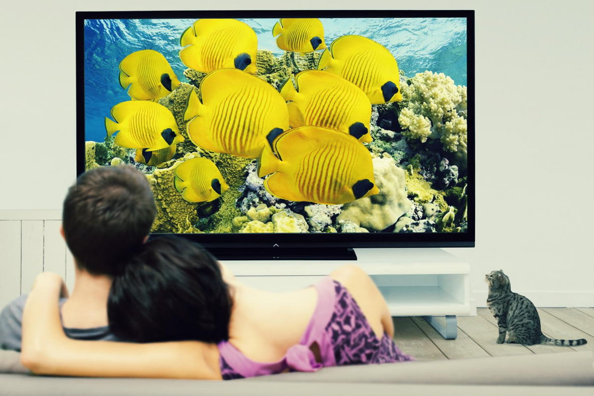 choosing the right size tv
