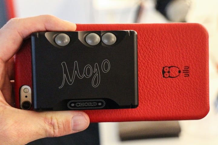 chord mojo dac amp hands on