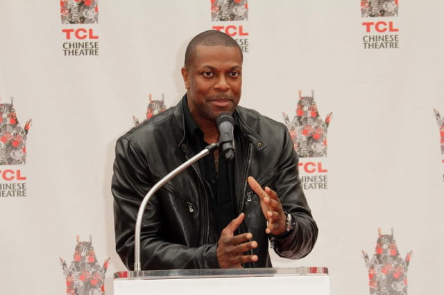chris tucker stand up comedy special netflix