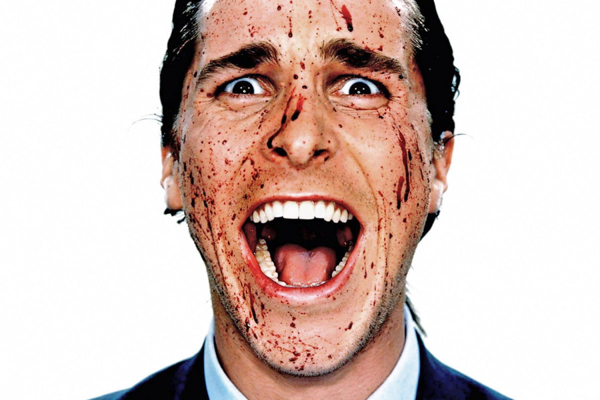 american psycho the family movie christian bale  best supporting actor nominee for big short as patrick bateman in