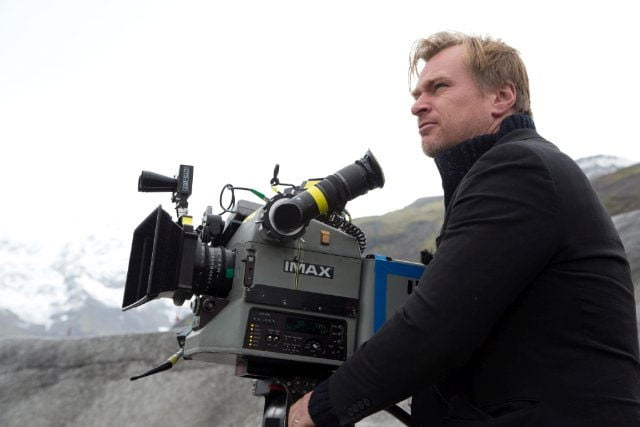 christopher nolan france wwii film director interstellar filming directing