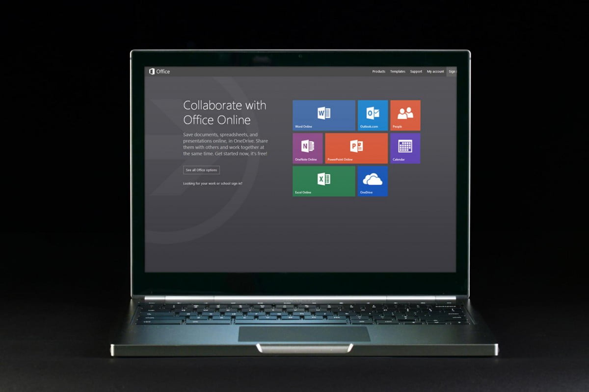 microsoft releases office online apps googles chrome web store os