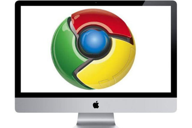 chrome browser updated with  bit mac os x support for