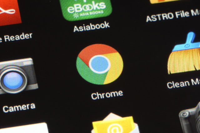 chrome tabs apps separate icon android phone  rf