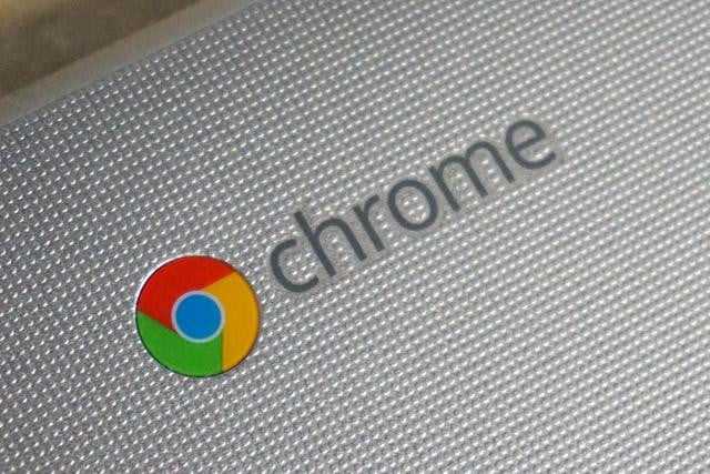 how to reset or reformat a chromebook logo