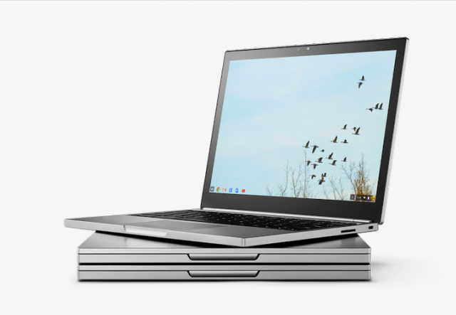 google unveils a well equipped new chromebook pixel but you probably wont be interested
