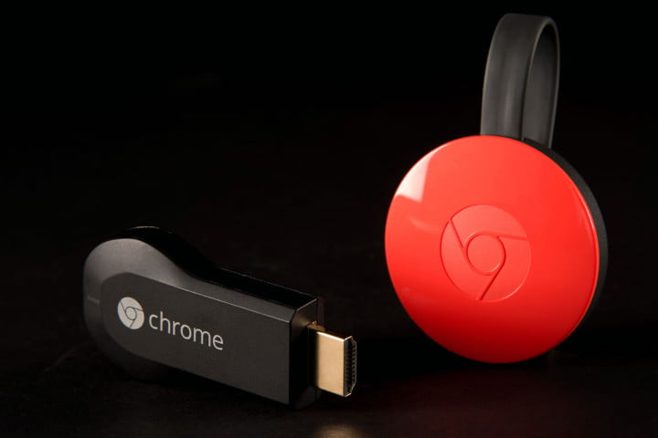 google chromecast  review old new