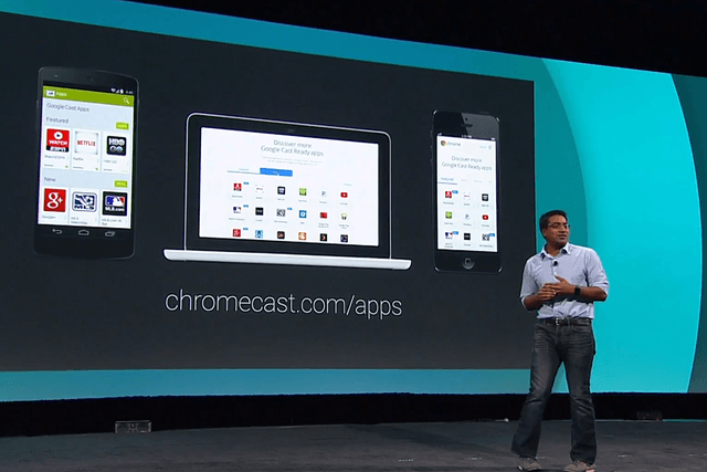 chromecast freed from wi fi bonds adds screen mirroring apps